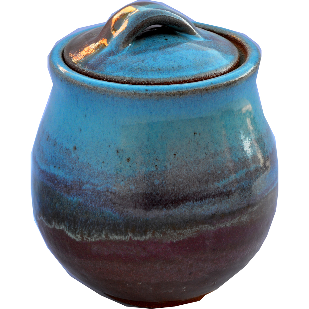 Jars & Canisters – Always Azul Pottery