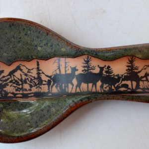 Elkwrap Spoon Rest