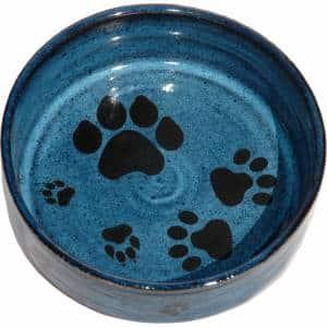 Multi-black Paw Turquoise